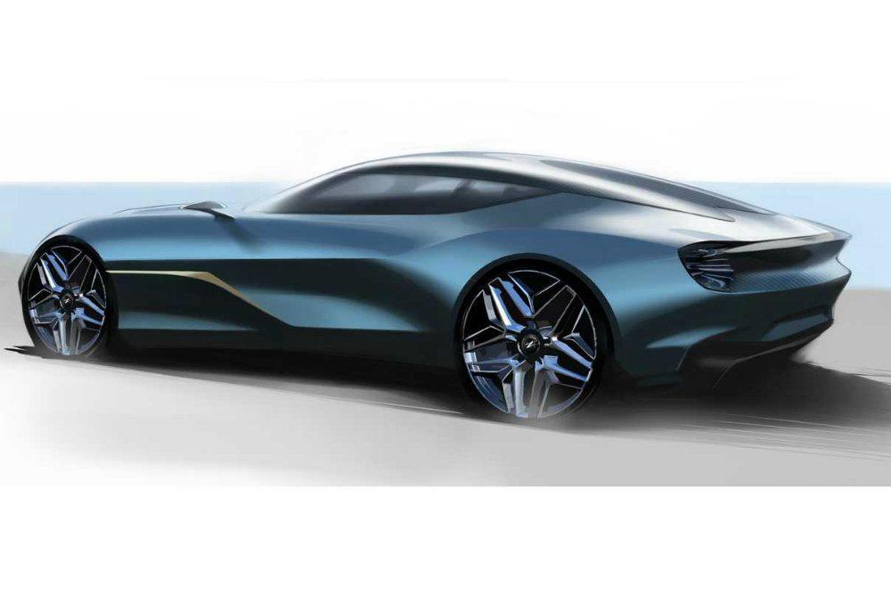 Aston Martin показал первые тизеры особого DBS GT Zagato