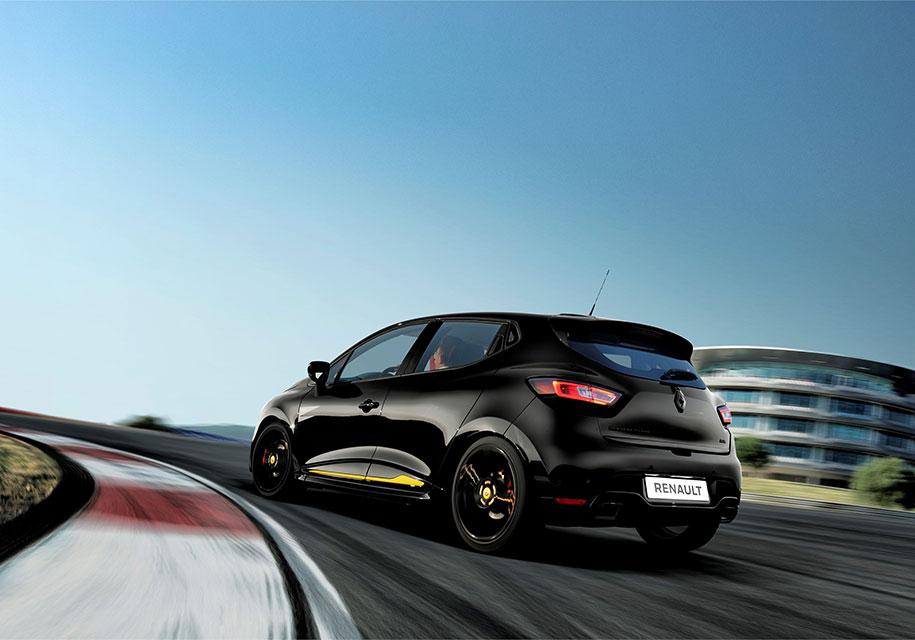 Особый Renault Clio RS посвятили непредставленному болиду Формулы-1