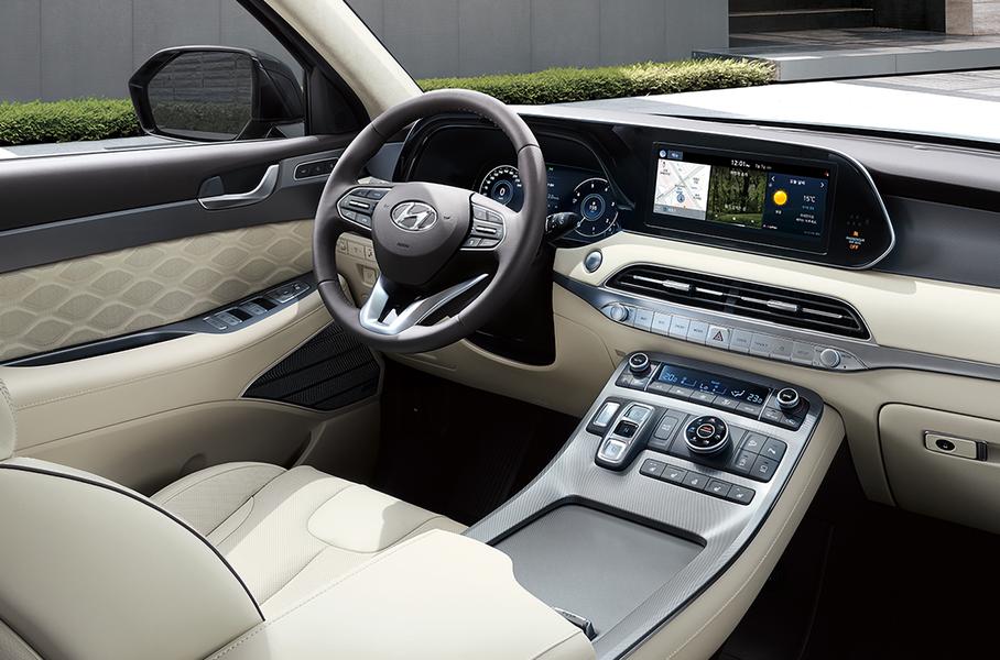VIP-версия появилась у кроссовера Hyundai Palisade