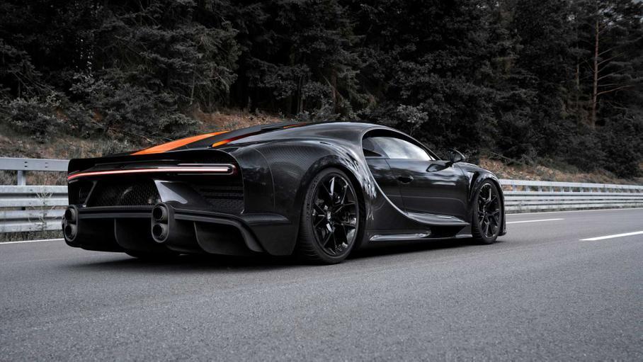 Рекордный Bugatti Chiron выставлен на продажу за 332 миллиона рублей