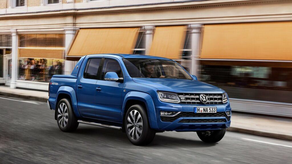 В РФ Volkswagen Amarok подорожал от 52 до 65,2 тыс. рублей