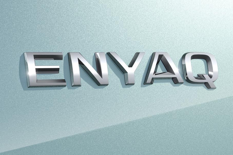 Первый электрический кроссовер Skoda назовут Enyaq