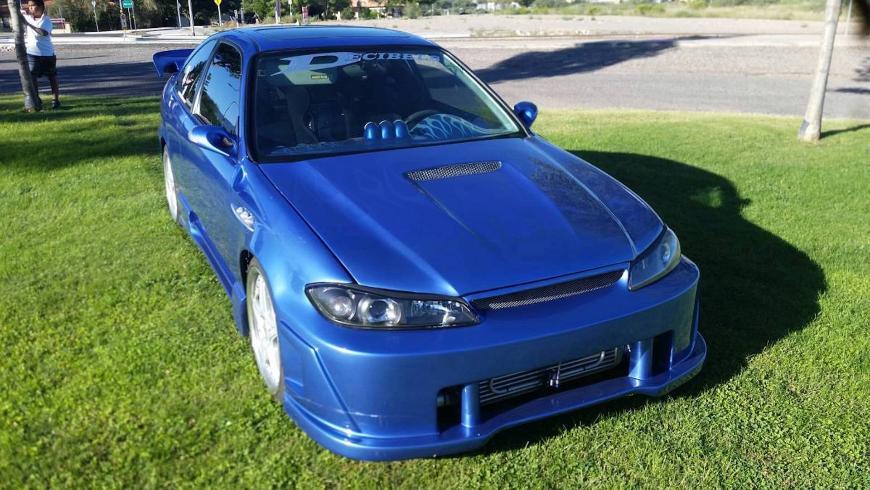 """Тюнинговая Honda Civic """"Skyline"""" выставлена на продажу в Сети"""