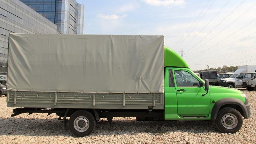 УАЗ готовит к выпуску удлиненный грузовик УАЗ «Профи»