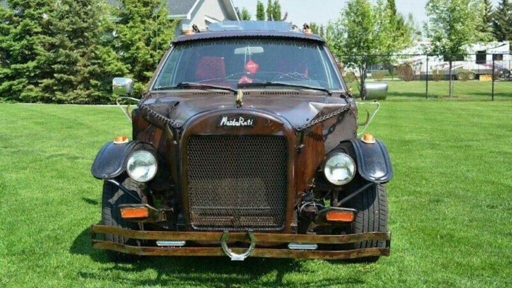 Очень странный Mazdarati выставили на продажу в Канаде за $8000