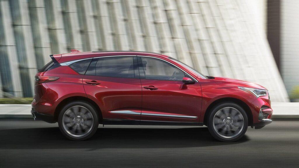 Acura в Детройте представила новый кроссовер Acura RDX 2019