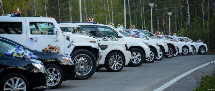 Какое авто выбрать на свадьбу?