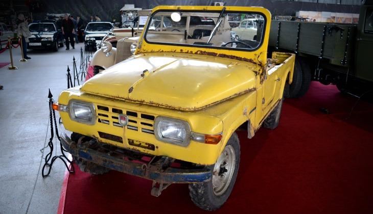 Редкий внедорожник «Москвич-415С» впервые показали широкой публике