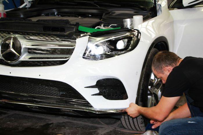Кузовной ремонт поможет восстановить нормальный вид авто после ДТП