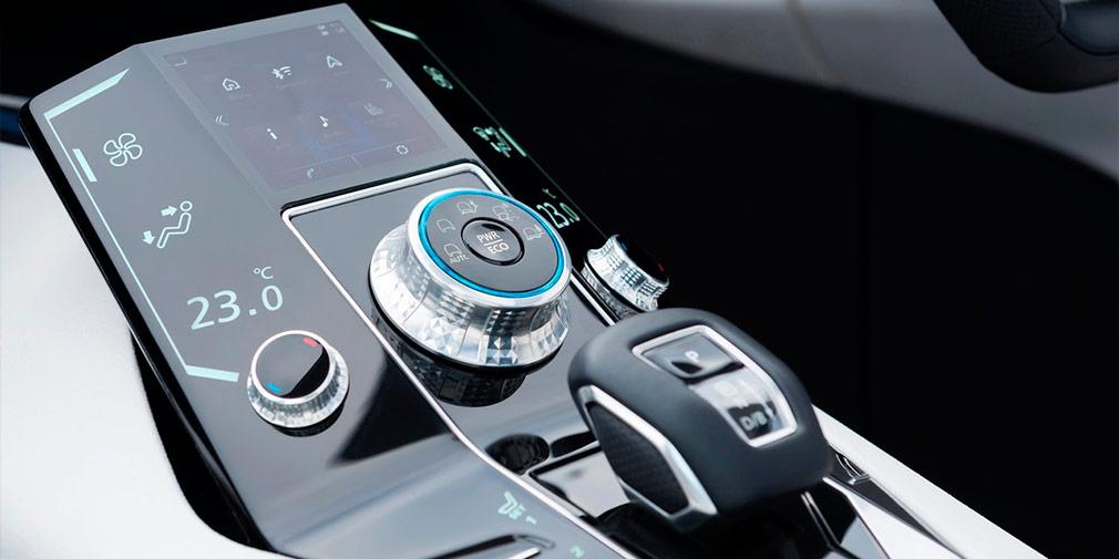 Новый кроссовер Mitsubishi e-Evolution представлен официально