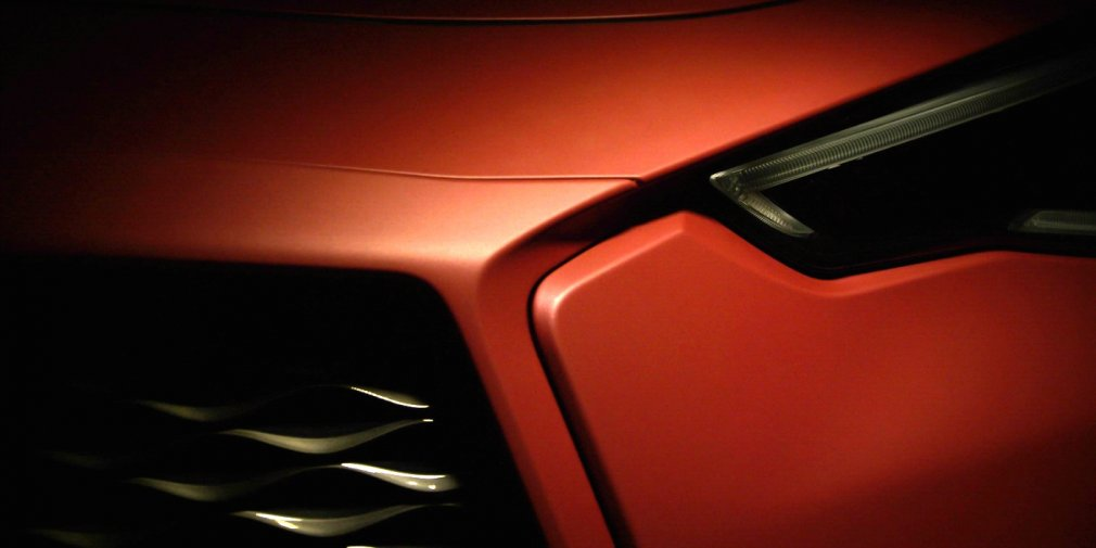 Infiniti представит 480-сильное купе Q60 на тюнинг-фестивале SEMA