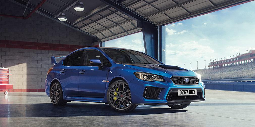 В Subaru опровергли отказ от седана Subaru WRX STI