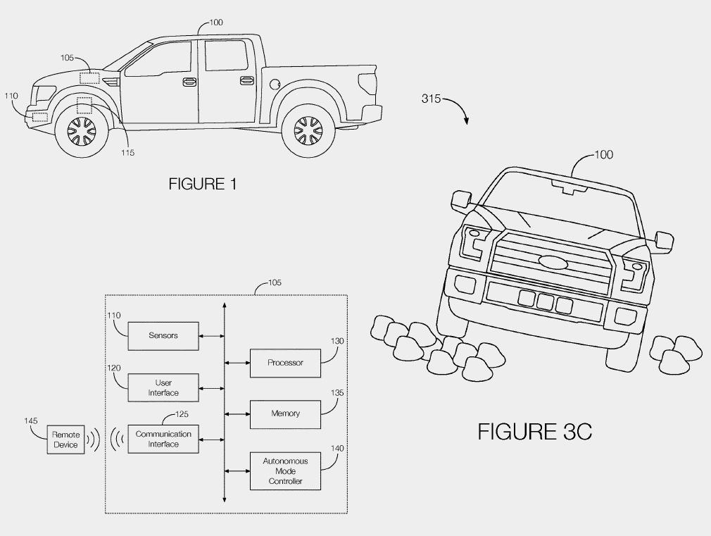 Ford разрабатывает автопилот для езды по бездорожью