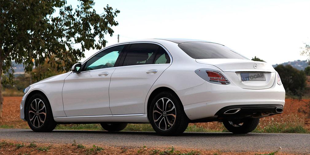 Озвучена дата премьеры обновленного Mercedes-Benz C-Class
