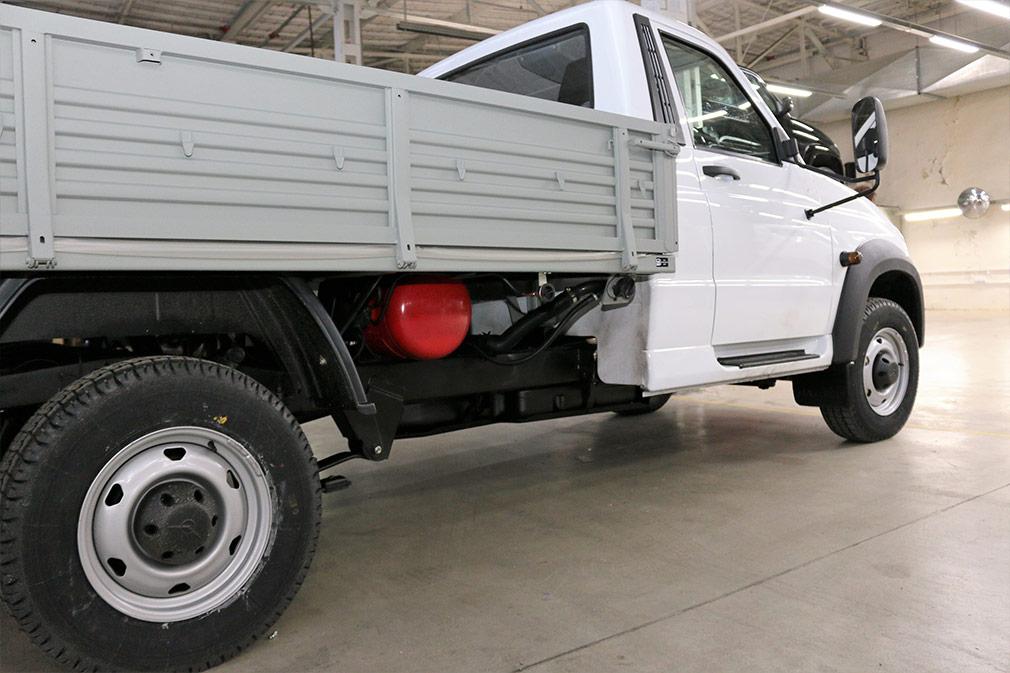 УАЗ в России начал продажи битопливного УАЗ «Профи»
