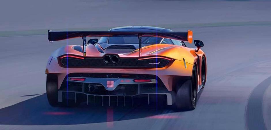 McLaren опубликовала дизайн-скетчи суперкара McLaren 720S