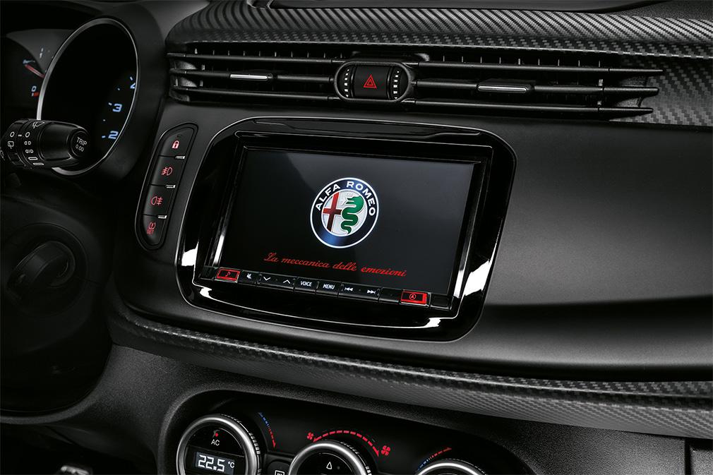 Alfa Romeo представила спортивную версию хэтчбека Giulietta Sport