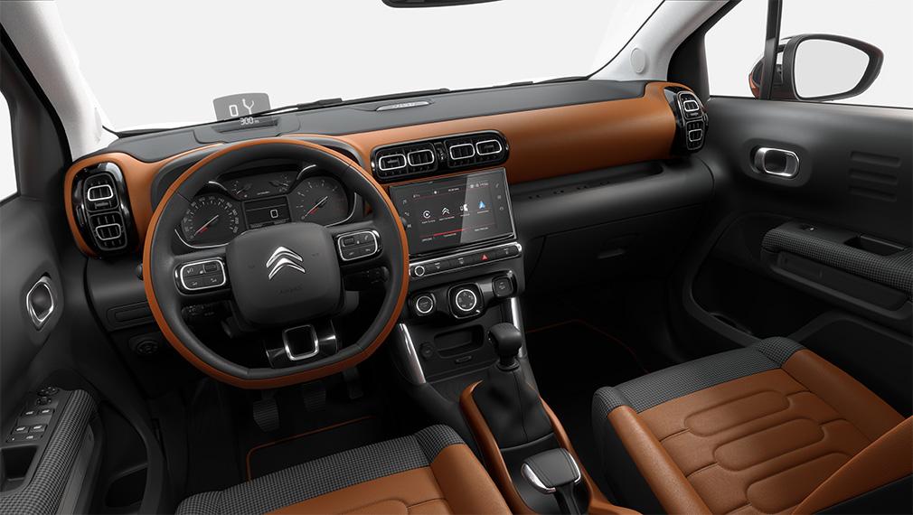 В Citroen назвали российские цены на новый кроссовер C3 Aircross