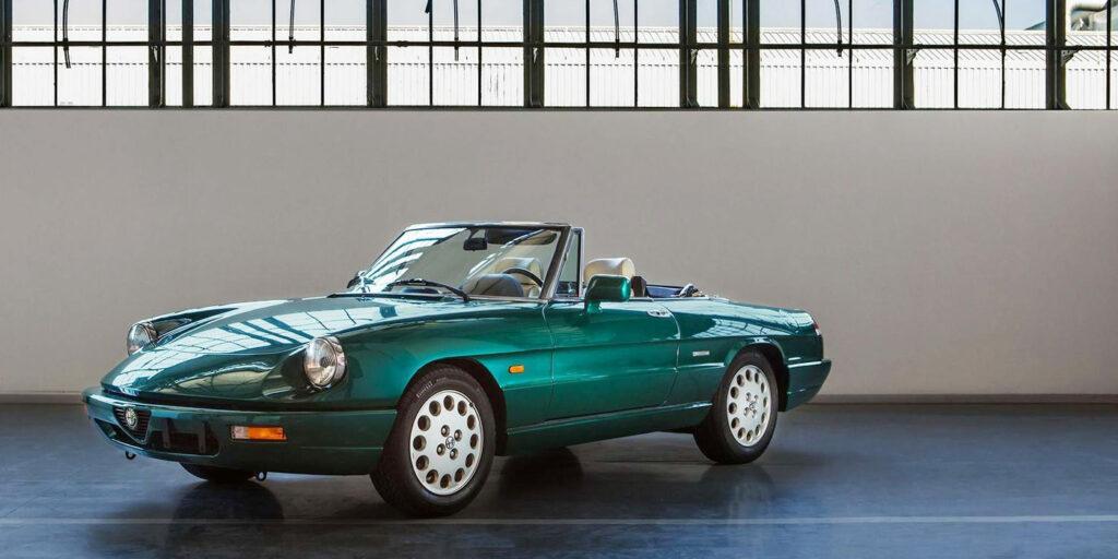 В FCA займутся реставрацией классических итальянских автомобилей