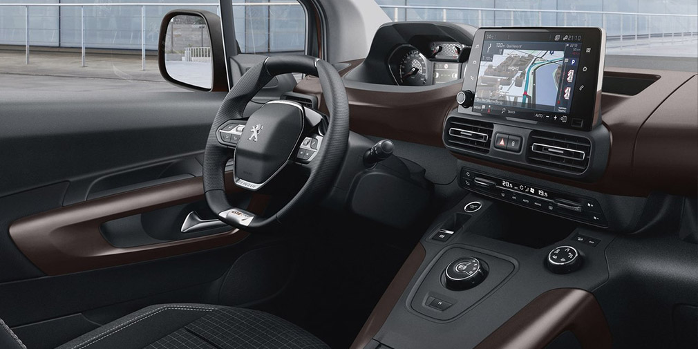 Peugeot Partner пережил смену поколений и получил новое название