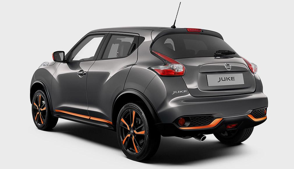 Nissan привезет в Россию обновленный кроссовер Nissan Juke