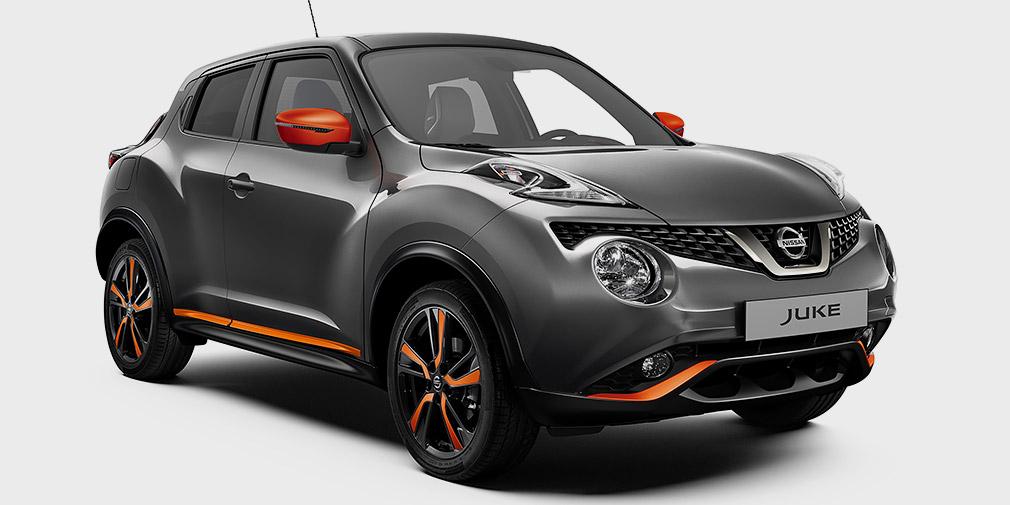 Обновленный кроссовер Nissan Juke вскоре появится на рынке РФ