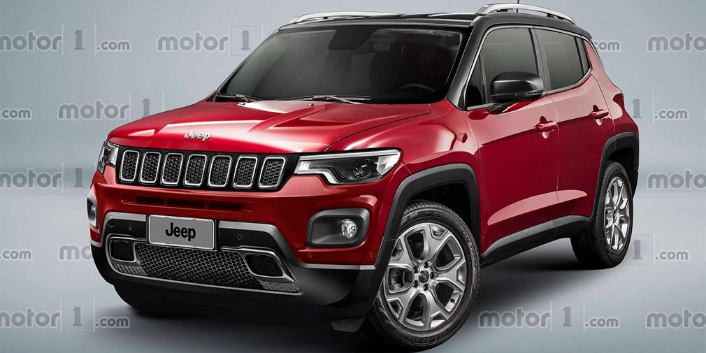 Jeep готовит новый компактный кроссовер на базе Fiat 500