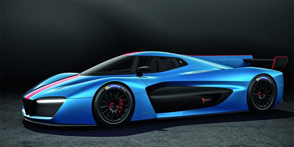 Pininfarina к 2020 году выпустит 1480-сильный электрический гиперкар