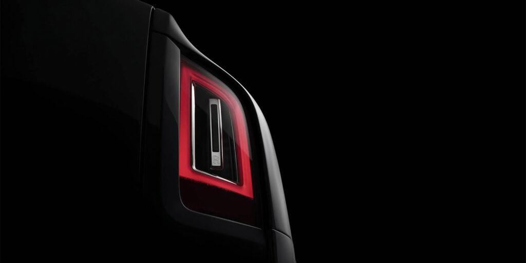 Rolls-Royce представила тизер своего первого кроссовера Cullinan