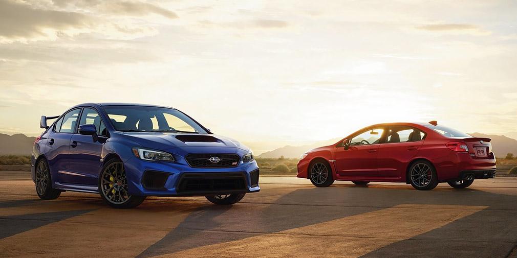 Новый Subaru WRX STI 2019 получил 310-сильный двигатель