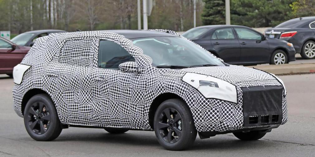Кроссовер Ford Kuga нового поколения превратят в гибрид