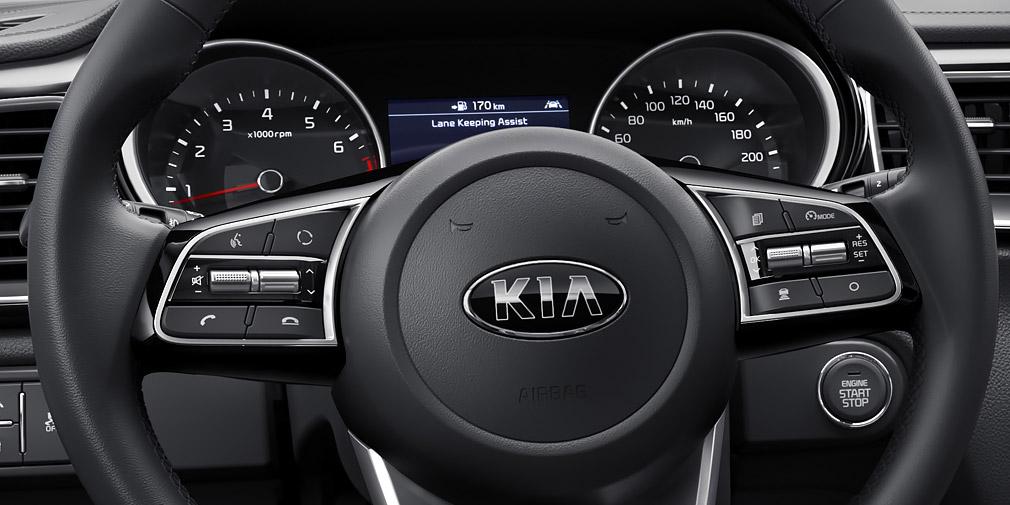 KIA покажет на Московском автосалоне новый KIA Ceed для России