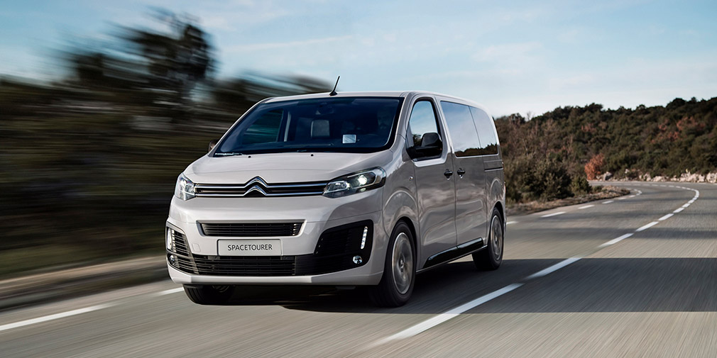 В РФ началось серийное производство Citroen SpaceTourer и Peugeot Traveller