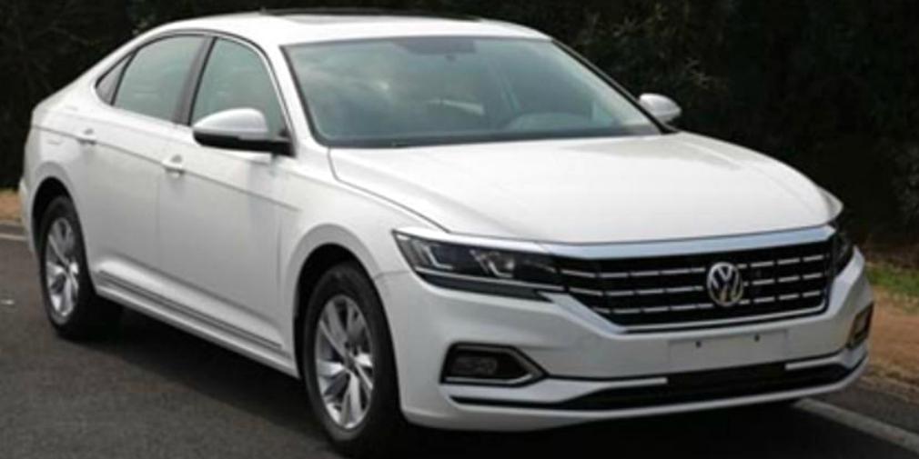 В Китае появится Volkswagen Passat нового поколения