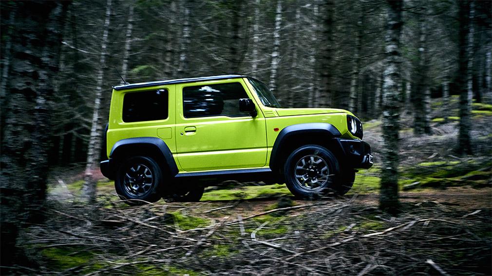 В Suzuki назвали сроки появления нового Jimny в России