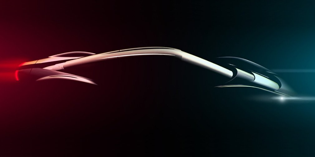 Pininfarina показала дизайн электрического гиперкара PF0