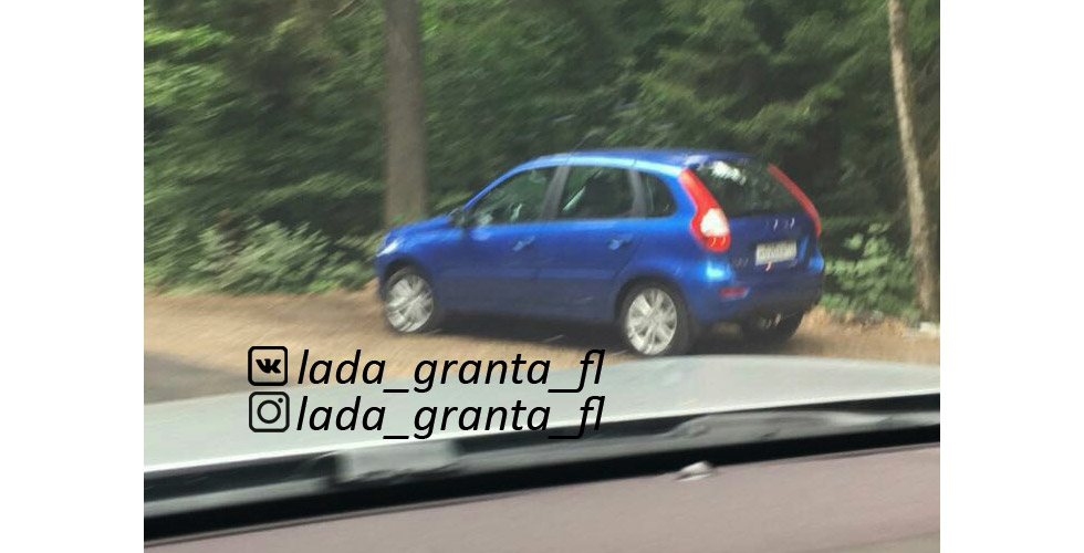 В сети появилось видео нового хэтчбека Lada Granta