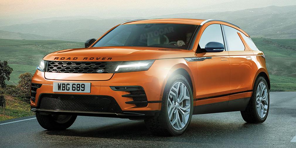 Первый электромобиль компании Land Rover назовут Road Rover