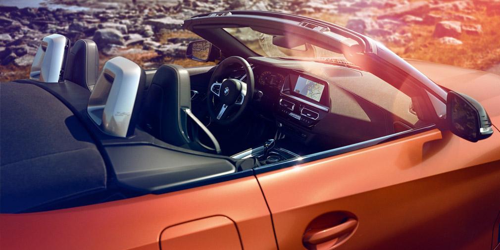 В Сети полностью рассекретили новое поколение родстера BMW Z4