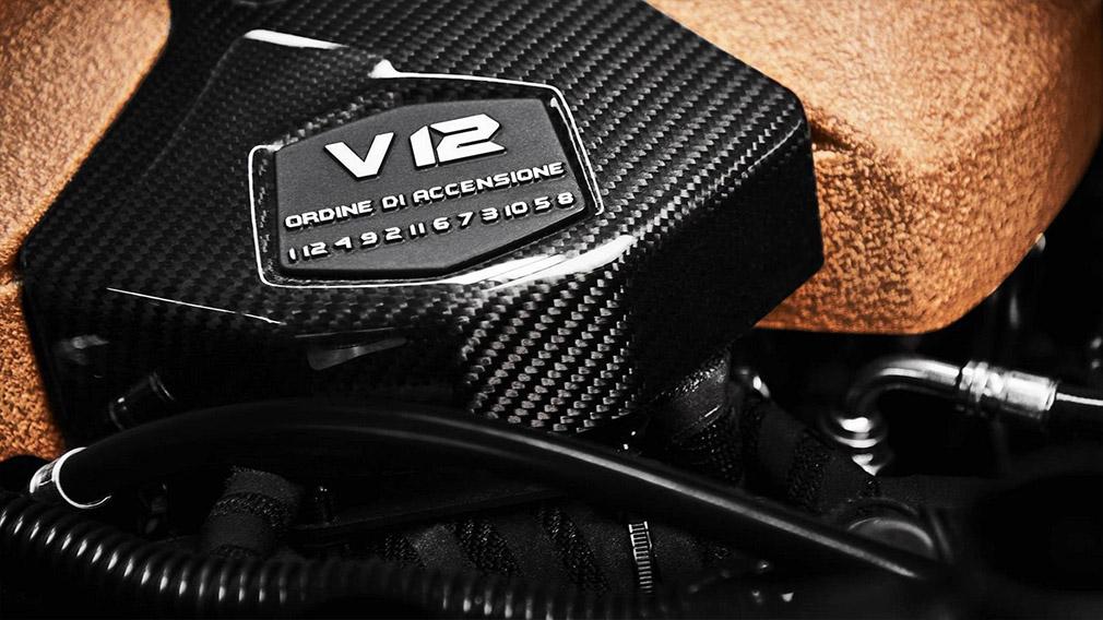 В сети рассекретили внешность экстремального Lamborghini Aventador SVJ