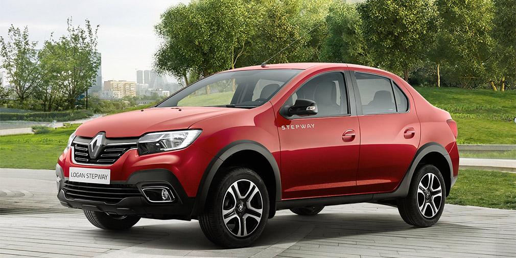 Минимальная цена Renault Logan выросла за 2 года на 69 000 рублей