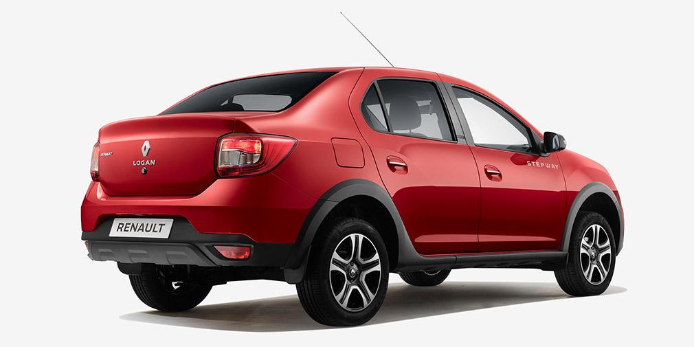 Renault объявила цены на внедорожные версии Renault Logan и Sandero