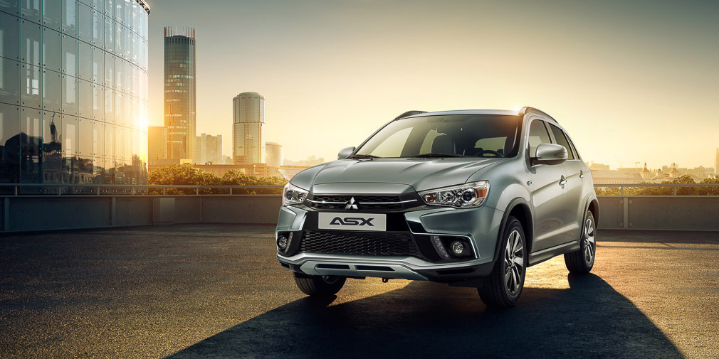Обновленный кроссовер Mitsubishi ASX оценили в 1 159 000 рублей