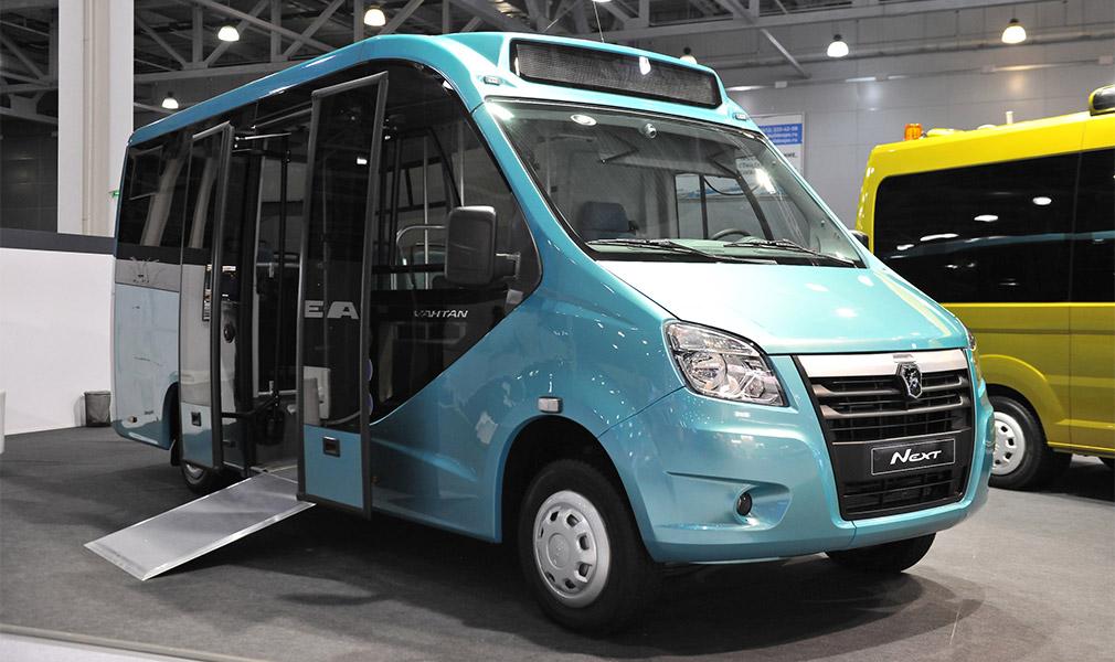 """""""ГАЗ"""" представил беспилотники на базе электробусов «ГАЗель NEXT»"""
