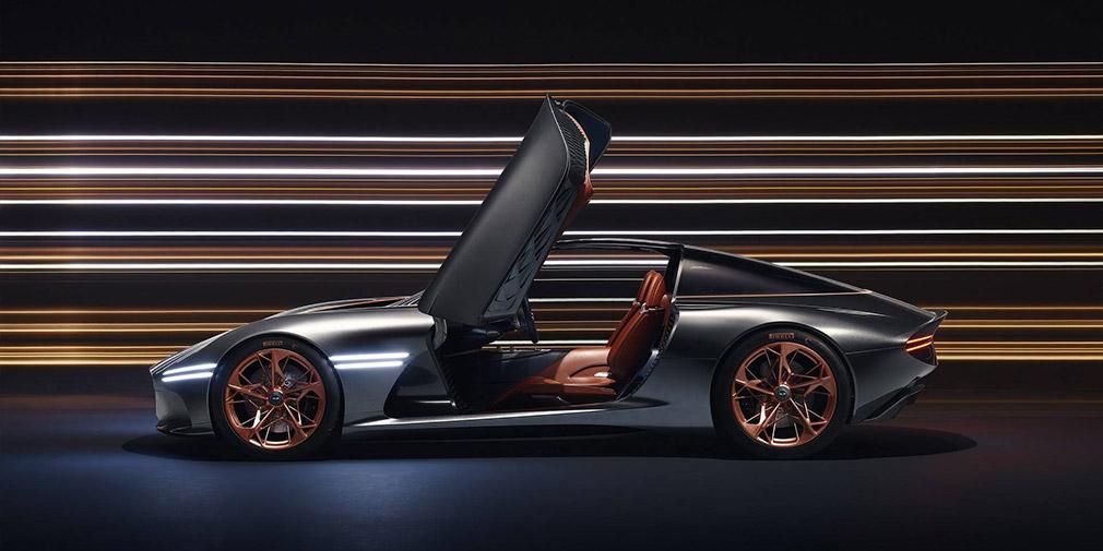 Концепт Genesis Essentia станет самым дорогим серийным автомобилем