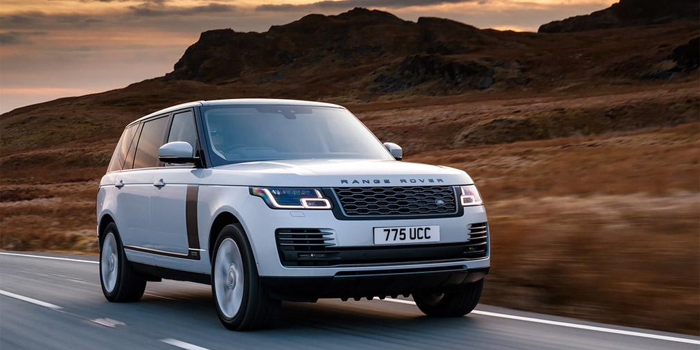 Jaguar Land Rover в августе увеличил продажи в России на 36%