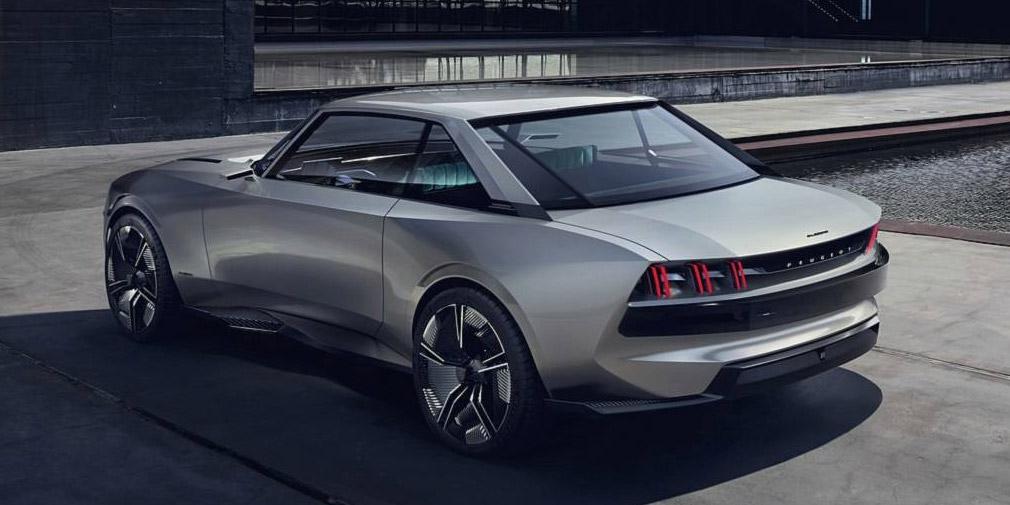 Peugeot может отправить в серию концепт в стиле автомобилей 1970-х