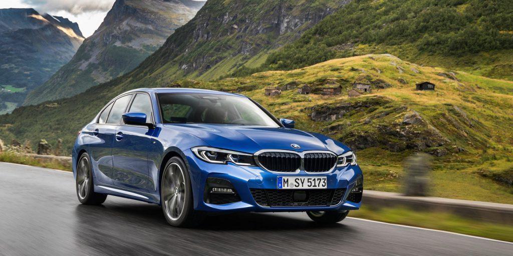 Названы российские цены на седан BMW 3-Series нового поколения
