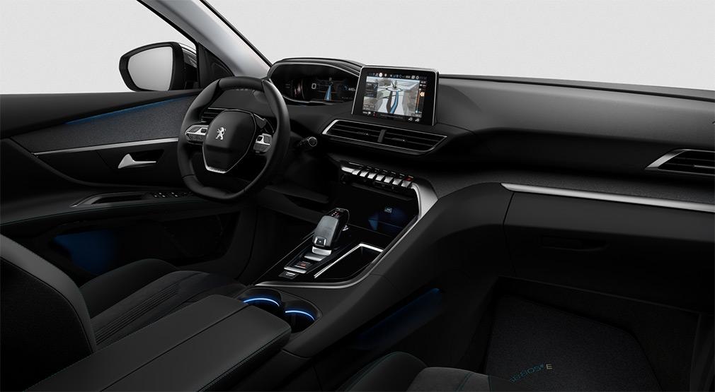 Модели Peugeot 3008 и 5008 получили специальную Crossway-версию для РФ