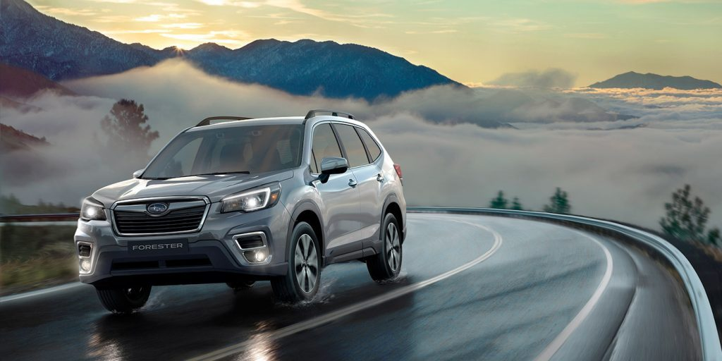 Новый Subaru Forester успешно стартовал на рынке РФ